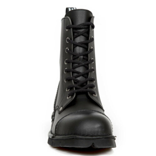 Nr Unisexe Vs1 New Vegan Rock Bottes Black newmili083 M 5vI84q