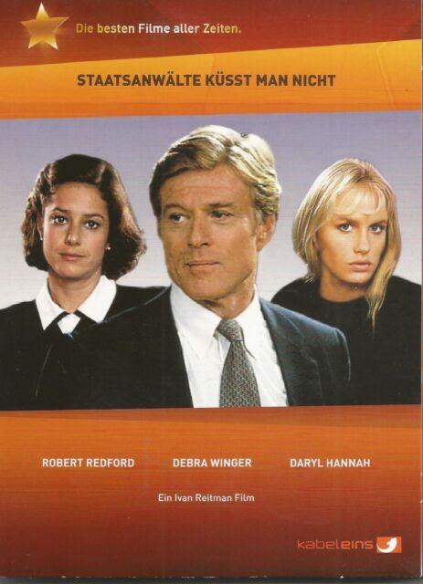 DVD - Die besten Filme aller Zeiten - 11 - Staatsanwälte küßt man nicht