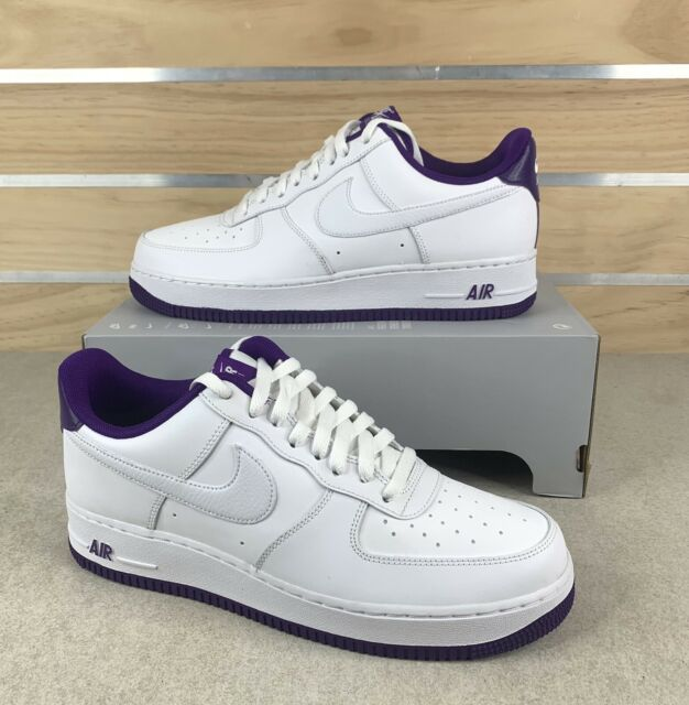 Size 14 - Nike Air Force 1 Low Voltage Purple 2020