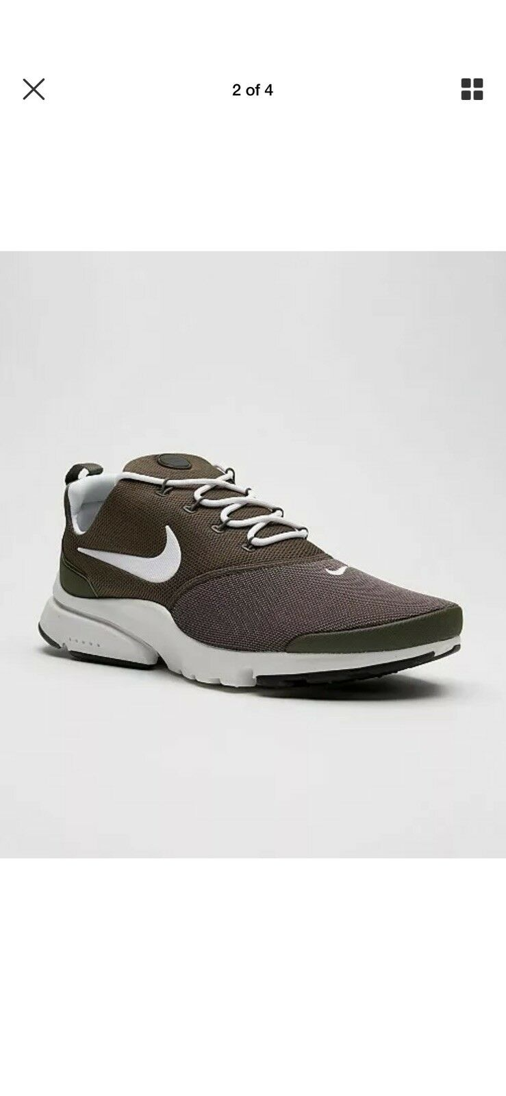 New Nike Presto Fly Shoes Trainers