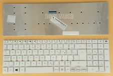 NEW for Gateway NV57H13h NV57H14h NV75S NV77H NV76R47u Keyboard Canadian White