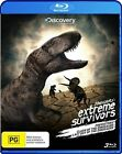 Dinosaurs - Extreme Survivors (Blu-ray, 2011, 3-Disc Set)