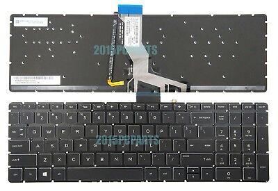 New For HP Pavilion Power 15-CB 15-CB000 keyboard Spanish Teclado Green Backlit