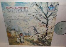 VC 7 90707-1 Debussy Faure Saint-Saens Massenet Satie Pierne ECO Tortelier