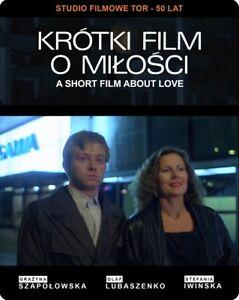 Krótki film o miłości (Digitally Restored) DVD POLISH RELEASE english subtitles - Wejherowo, Polska - Zwroty są przyjmowane - Wejherowo, Polska