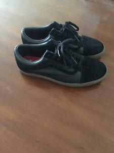317d28d9e3 Supreme Vans Old Skool  92 Zero 2010 F W 10.5 Black Authentic Shoes ...