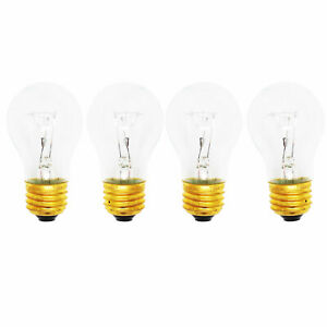 4x-Light-Bulb-for-KitchenAid-KSCS25INSS01