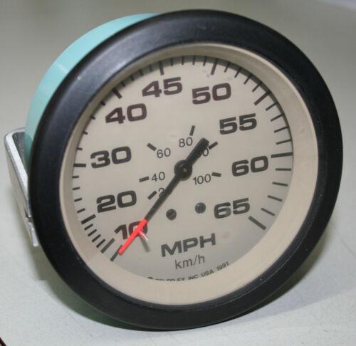 Teleflex Sahara 10-65 MPH Speedometer 59704