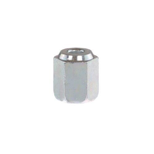10x Bremsleitungsnippel Überwurfmutter Bördel E M10x1 Mutter Nippel Verbinder