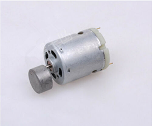 365 DC 12-24V 29700RPM High Speed Magnetic Micro Vibration motor Hair Dryer