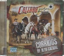 CD - Calibre 50 NEW Corridos De Alto Calibre - FAST SHIPPING !