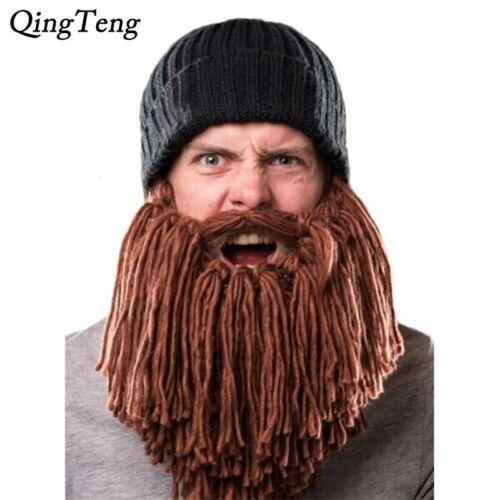 2019 sombreros de boina de barba de vikingo salvaje para hombre sombreros