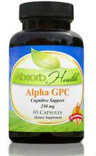 Alpha GPC La plupart forme efficace de choline Cognitive Enhancement 60 Capsule