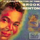 It's Just a Matter of Time by Brook Benton (CD, Sep-2010, Hallmark)