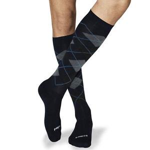 scarpe da corsa ultimo di vendita caldo ultima moda Dettagli su CALZA UOMO POMPEA NO STRESS - GAMBALETTO FANT. ROMBI - 3/6 PAIA  - ART. VINICIO