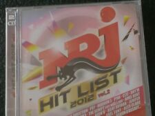 NRJ HIT LIST 2012 Vol. 2 (2 CD) One Direction, P!nk, Keen'V, Katy Perry, Pitbull