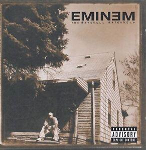 EMINEM-the-marshall-mathers-lp-CD-album-hip-hop