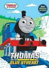 Thomas and the Blue Streak! by Golden Books (Paperback / softback, 2016)