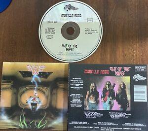 MANILLA-ROAD-Out-of-the-Abyss-1988-1st-BLACK-DRAGON-PRESS-MEGARARE-CIRITH-UNGOL