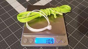 image is loading dynaglide whoopie slings for hammock 6 foot long  dynaglide whoopie slings for hammock  6 foot long  ultra light      rh   ebay
