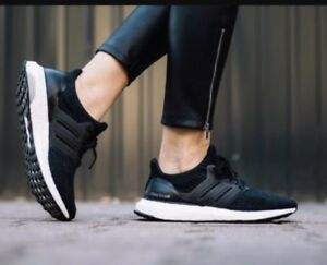 e139eab15 Image is loading Adidas-Ultraboost-3-0-S80682-women-running-shoes-