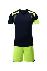 bfd1de00f Navy Blue Top Adult Soccer Uniforms Good Quality for your Team ...