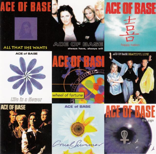 ACE OF BASE : SINGLES OF THE 90s / CD