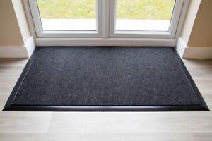 BEST-Anthracite-Entrance-Brush-Mat-100cm-x-200cm-UK-Floor-Mat
