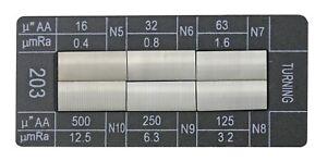 oberflaechen-Vergleichsplatten-6-teilig-Anwendung-Drehen