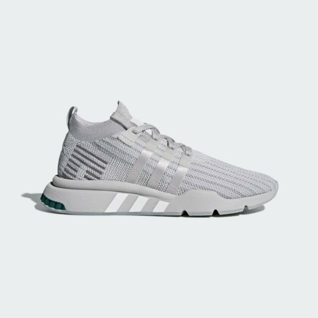 newest collection daf72 5ee45 Men's adidas EQT Support Mid ADV Primeknit Shoes - Grey - B37372
