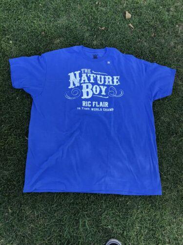 WWE WWF Ric Flair T Shirt