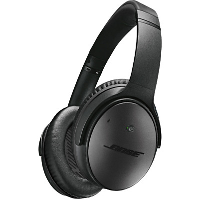 New Genuine QuietComfort 35 QC35 Noise Canceling Wireless Headphone Black