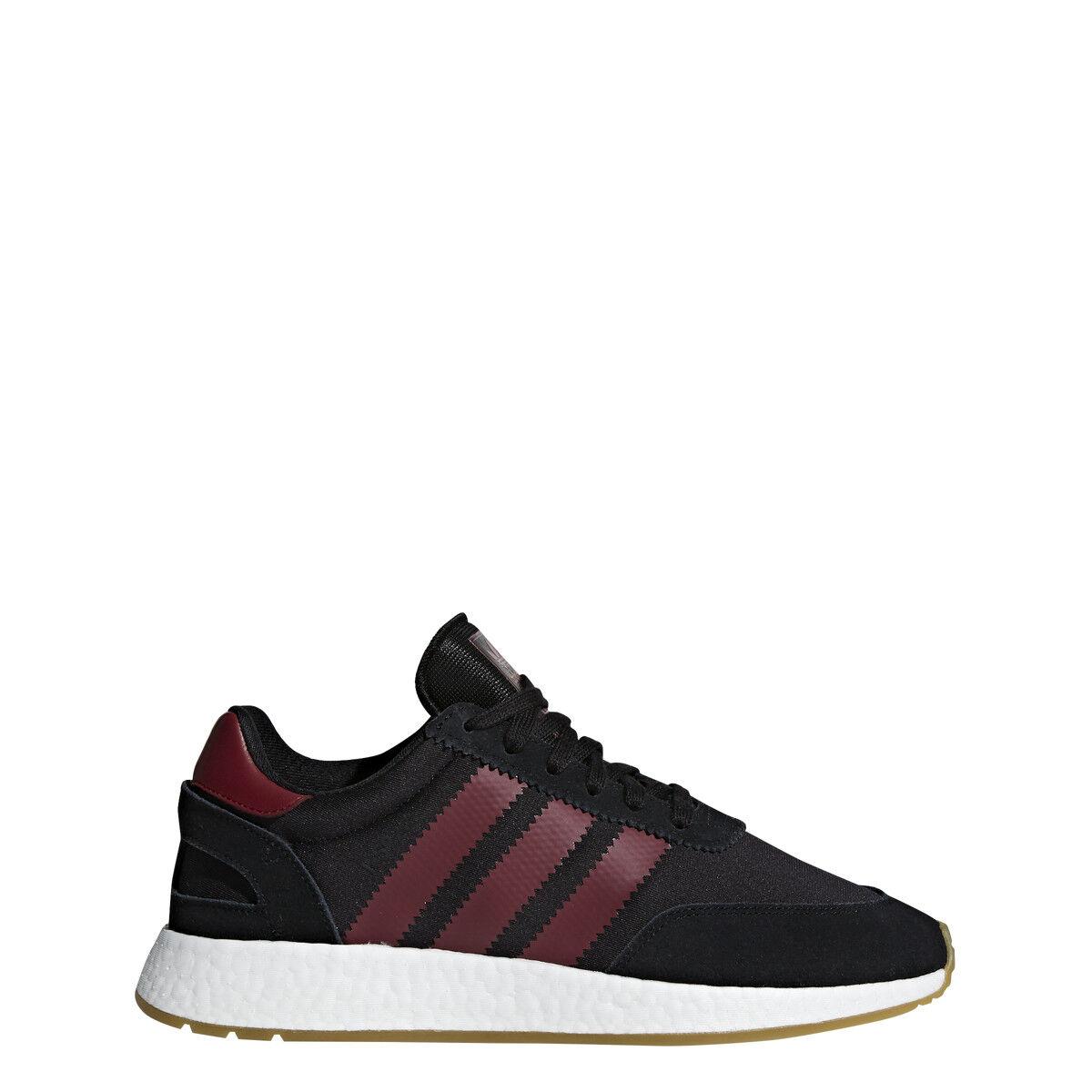 Adidas Mens I-5923 Black Burgundy White - B37946