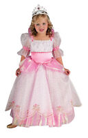 Toddler Pink Princess Costume Fairy Tale Dress Up Halloween Size 2t-4t