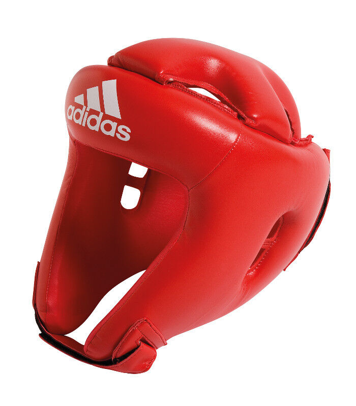 Adidas Kopfschutz Kinder ROOKIE ADIBH01R rot - Boxen Training Boxtraining  | Neuheit Spielzeug