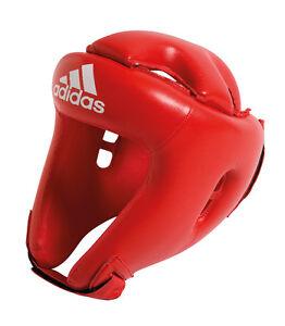 adidas-Kopfschutz-Kinder-ROOKIE-ADIBH01R-rot-Boxen-Training-Boxtraining