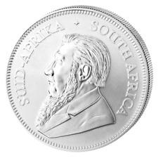 Krügerrand Krugerrand 2019 1 OZ Silber Silver Argent Südafrika South Africa