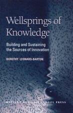 Wellsprings of Knowledge