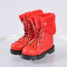 shoes red boots for1/6 custom phicen very cool UD Female Seamless Flat feet Body