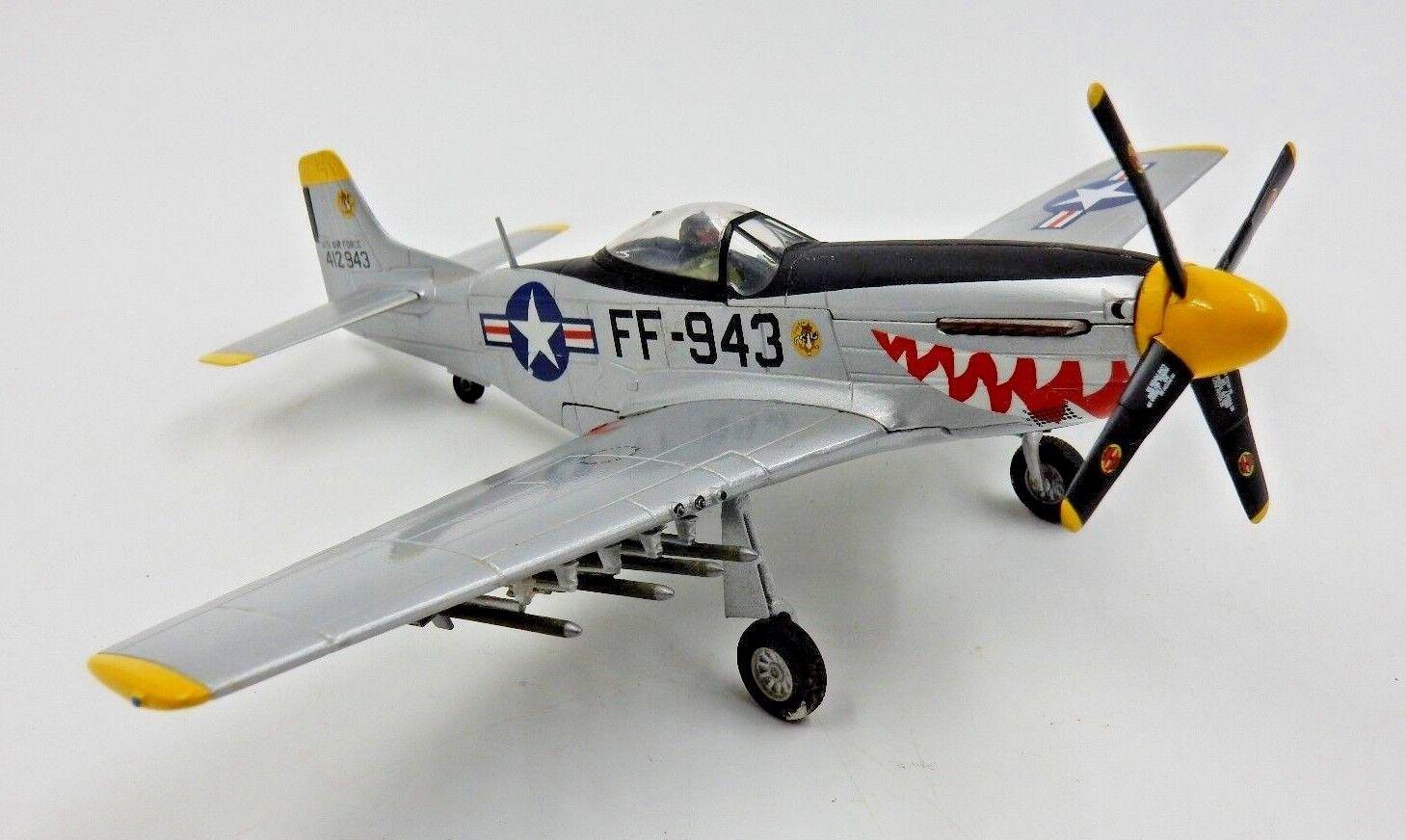 CORGI NORTH NORTH NORTH AMERICAN F-51D MUSTANG 44-12943 FF-943  LIMITED EDITION 1200 MADE 98322e