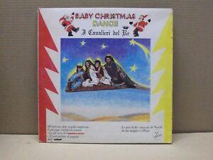 I-CAVALIERI-DEL-RE-BABY-CHRISTMAS-DANCE-LP-33-GIRI-GATEFOLD-VG-EX