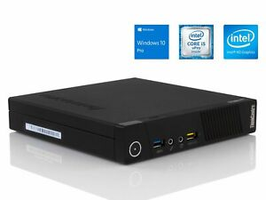Lenovo-ThinkCentre-M93p-Tiny-PC-i5-4570T-3-3GHz-4GB-RAM-NO-HDD-WiFi