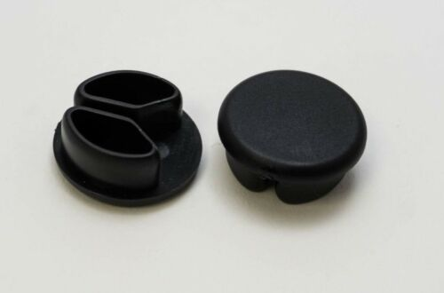 set of 4 Black or White! 1 1//8 Diameter Round Sling Inserts