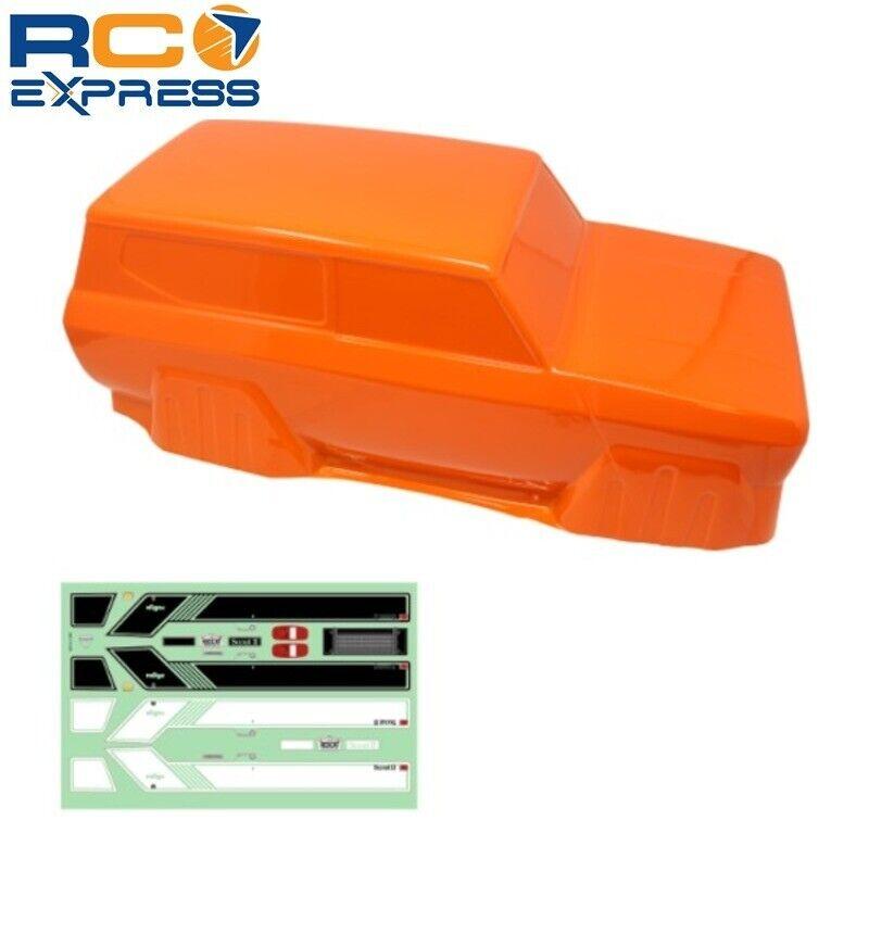 Redcat Racing Orange Body Gen 8 RER11397