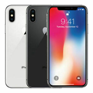 Apple-iPhone-X-256GB-64GB-Factory-GSM-Unlocked-T-Mobile-AT-amp-T-4G-LTE-All-Colors