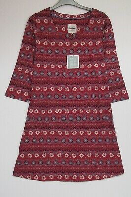 New Mistral I/'ll Shoal You Summer tunic Dress Top Size  8-18