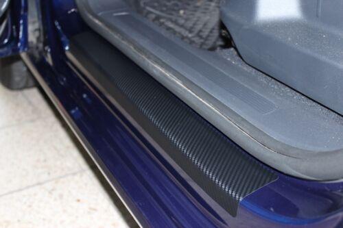 Einstiegsleisten Lackschutzfolie für Hyundai Tucson TL ab 2015 Lackschutz CARBON