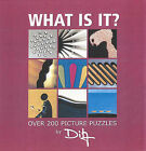 What is It?: Over 200 Picture Puzzles by Ditz (Paperback, 2007)