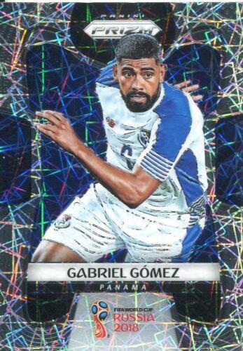 Prizm Copa del Mundo 2018 Tarjeta Base Paralelo láser #223 Gabriel Gomez-Panamá