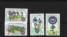SAMOA 1993 RUGBY SEVEN-A-SIDE, MNH, SG894/7